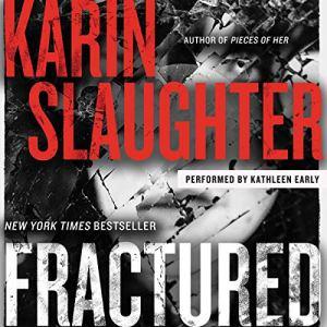 Fractured: A Novel audiobook cover art