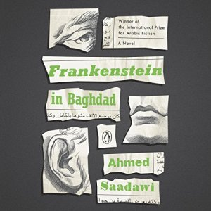 Frankenstein in Baghdad audiobook cover art