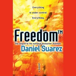 Freedom (TM) audiobook cover art