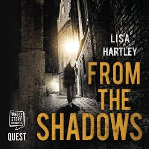 From the Shadows audiobook cover art