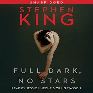 Full Dark, No Stars audiobook cover art