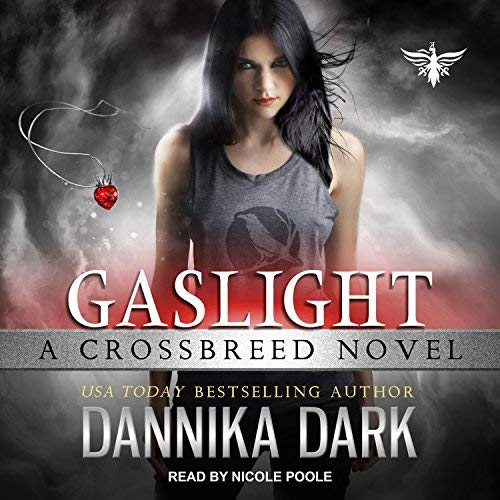 Gaslight audiobook cover art