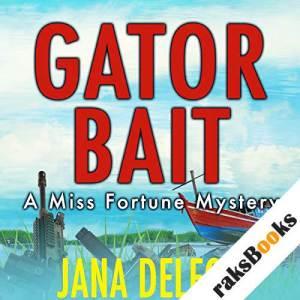 Gator Bait audiobook cover art