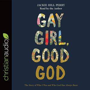 Gay Girl, Good God audiobook cover art