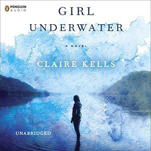 Girl Underwater audiobook cover art