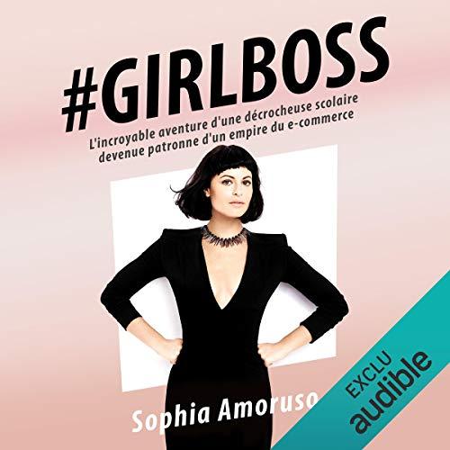 #Girlboss audiobook cover art