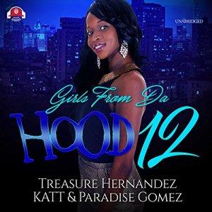 Girls from da Hood 12 audiobook cover art