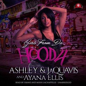 Girls from da Hood 4 audiobook cover art