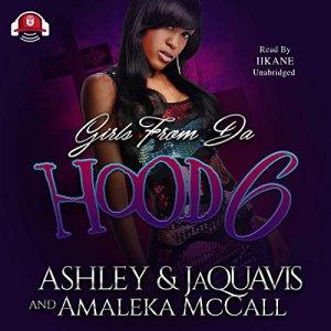 Girls from da Hood 6 audiobook cover art