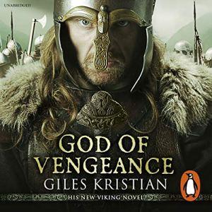 God of Vengeance audiobook cover art