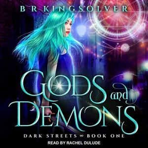 Gods and Demons audiobook cover art