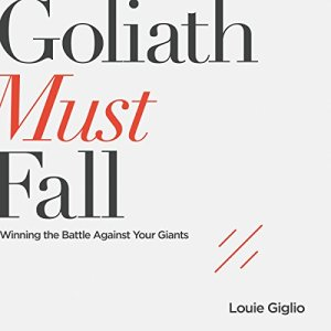 Goliath Must Fall audiobook cover art