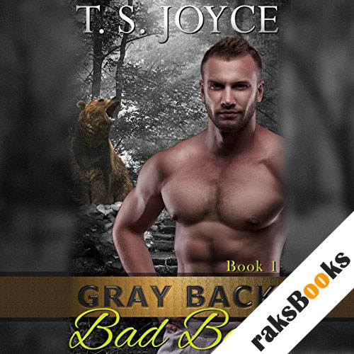 Gray Back Bad Bear audiobook cover art