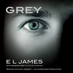 Grey audiobook cover art