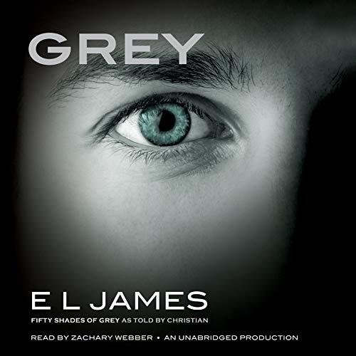 Grey audiobook cover art