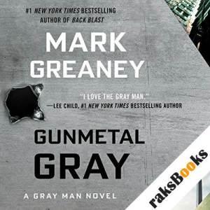 Gunmetal Gray audiobook cover art