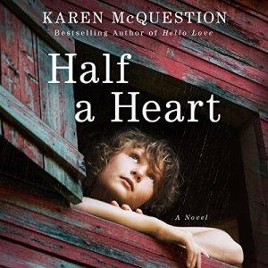 Half a Heart audiobook cover art