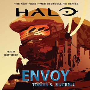 HALO: Envoy audiobook cover art