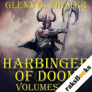 Harbinger of Doom (Epic Fantasy Three Book Bundle) audiobook cover art