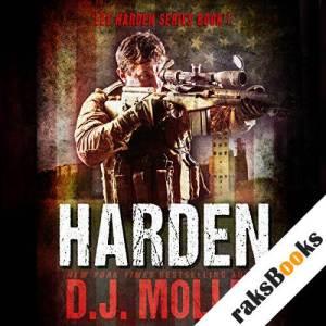 Harden audiobook cover art