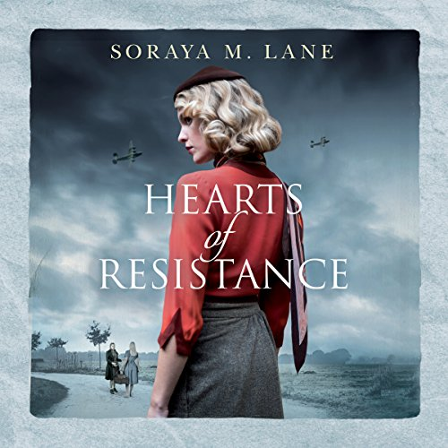 Hearts of Resistance audiobook cover art