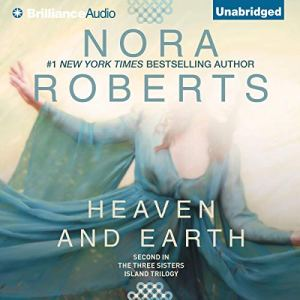 Heaven and Earth audiobook cover art