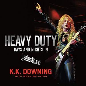 Heavy Duty audiobook cover art