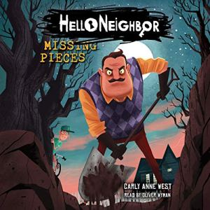 Hello Neighbor: Missing Pieces audiobook cover art