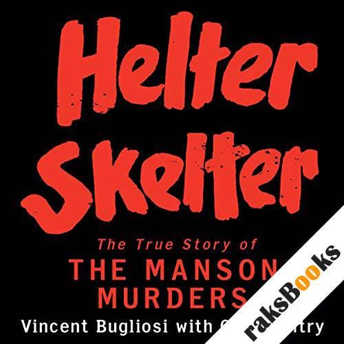 Helter Skelter audiobook cover art