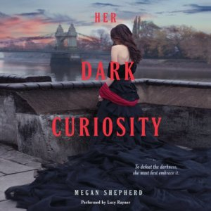 Her Dark Curiosity audiobook cover art