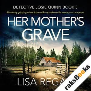 Her Mother's Grave audiobook cover art