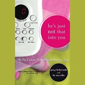 He's Just Not That Into You audiobook cover art