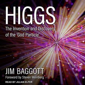 Higgs audiobook cover art