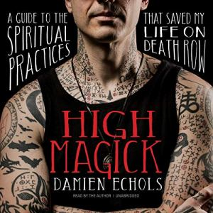High Magick audiobook cover art
