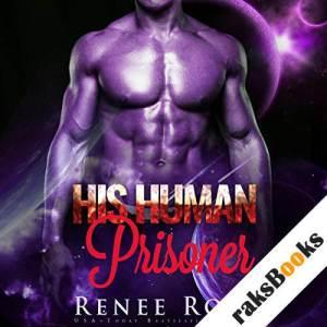 His Human Prisoner audiobook cover art