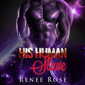 His Human Slave audiobook cover art