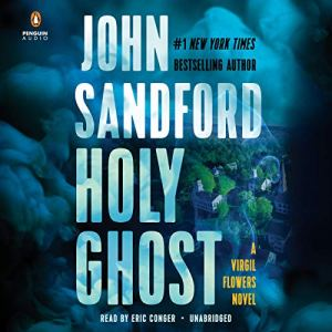 Holy Ghost audiobook cover art