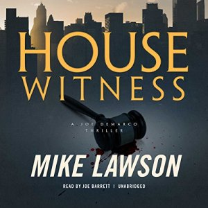 House Witness audiobook cover art