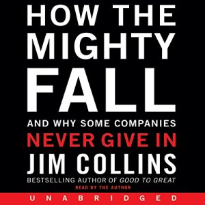 How the Mighty Fall audiobook cover art