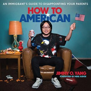 How to American audiobook cover art
