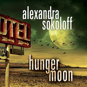 Hunger Moon audiobook cover art