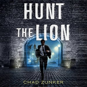 Hunt the Lion audiobook cover art