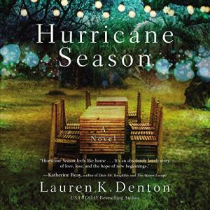 Hurricane Season audiobook cover art