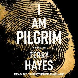 I Am Pilgrim audiobook cover art