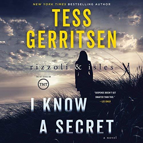 I Know a Secret audiobook cover art