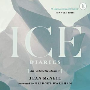 Ice Diaries (Booktrack Edition) audiobook cover art