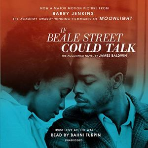 If Beale Street Could Talk audiobook cover art