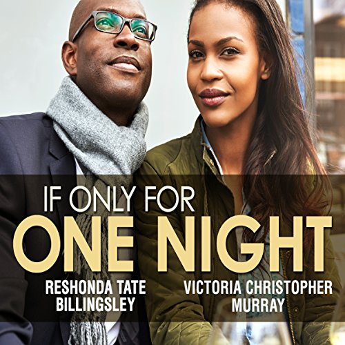 If Only for One Night audiobook cover art