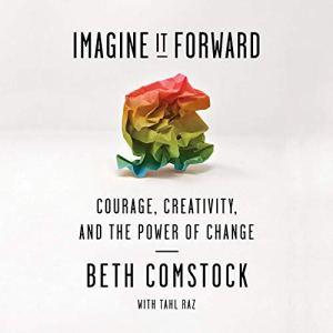 Imagine It Forward audiobook cover art