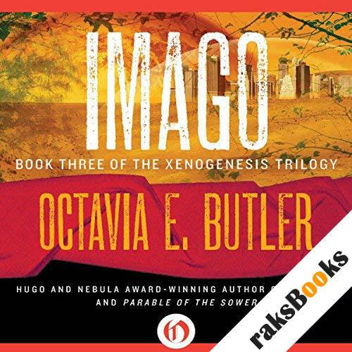 Imago audiobook cover art
